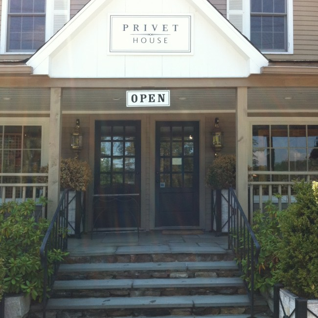 The charming entrance to the shop. It has a great front porch and welcoming ambience.