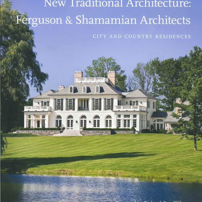 The book&#039;s cover. A glorious classical house.