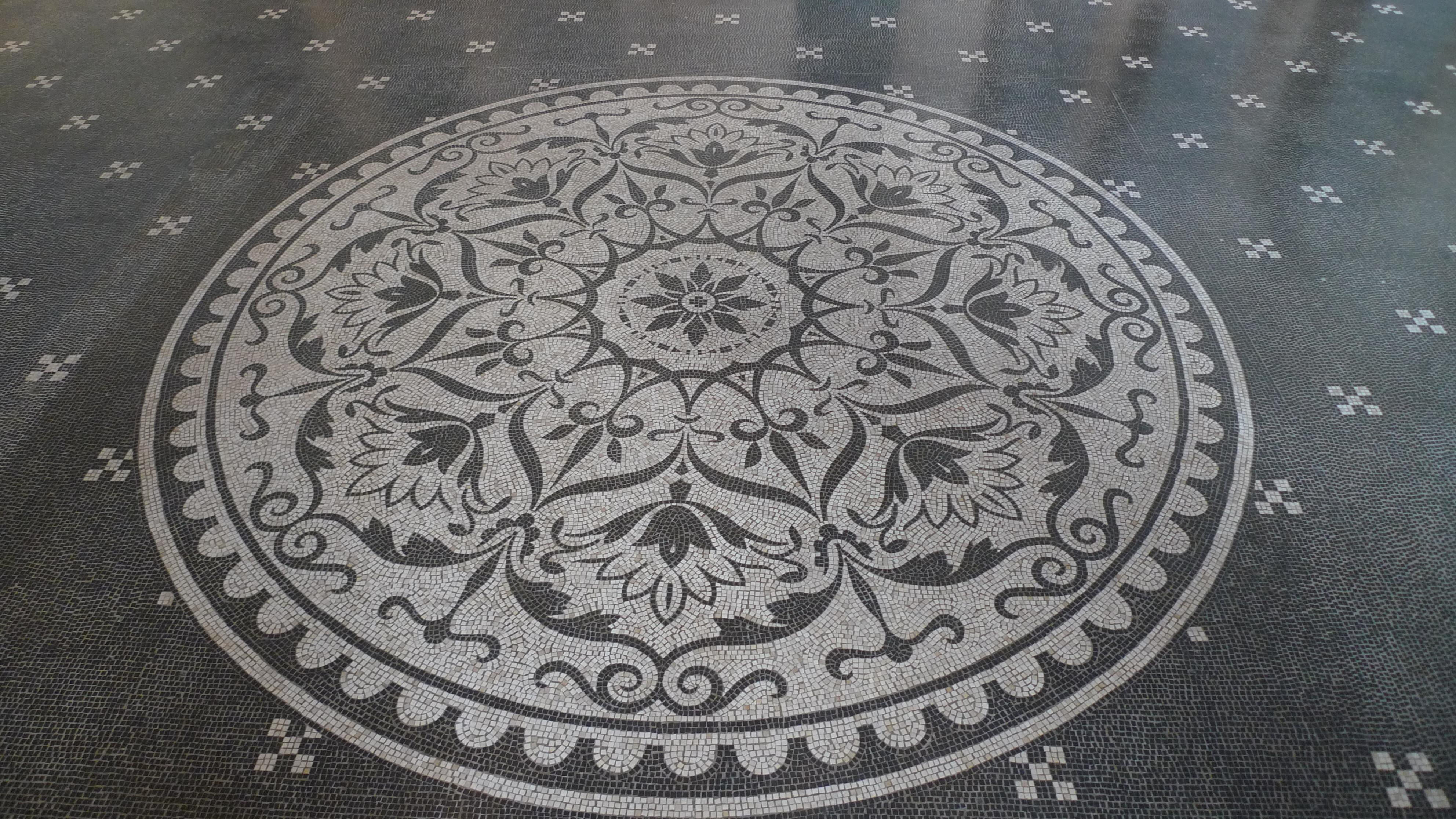 Islamic Mosaic Wallpaper of Islamic Art at Mma When
