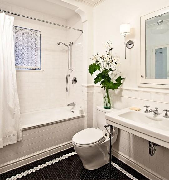 black and white baths the perfect bath