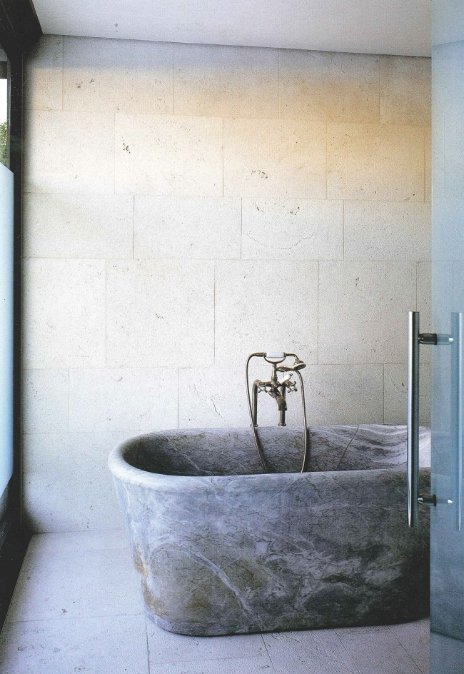 Stone Tub