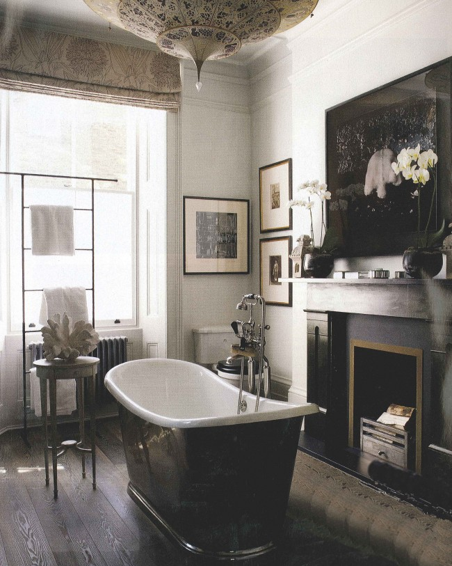 Photo published in Elle Decor, October.