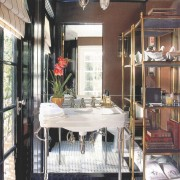 As seen in Elle Decor, October