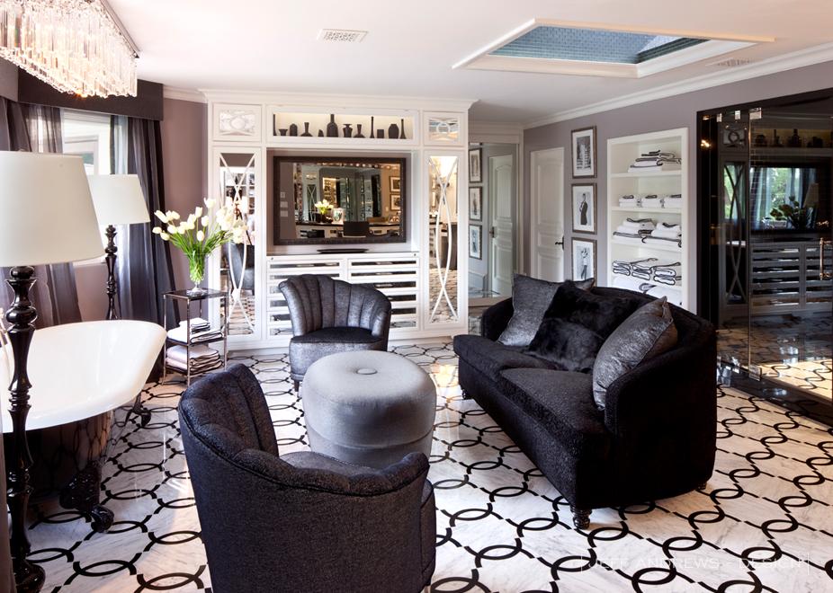 Kris Jenner Bedroom Decor