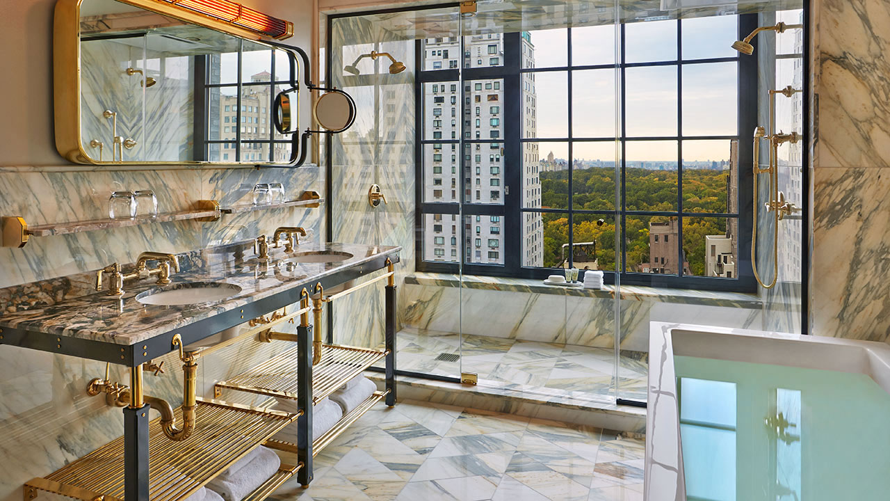 A City Respite at The Viceroy New York | The Perfect Bath
