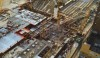 Another view of the rail yards -- this time, looking down from the 22nd floor on 34th Street.