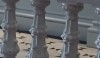 Bold and beautiful balustrades.