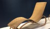 This elegantly crafted chair was designed by a student from SCAD.